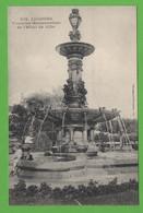 87 - Limoges - Fontaine Monumentale De L'Hotel De Ville - Limoges