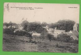 14 - Sainte Honorine Sur Mer - Vue Générale Et Hameau De L'église - Andere Gemeenten