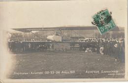 Périgueux Aviation 22-23-24 Avril 1911 - L'aviateur Labouchere - 1911 - Périgueux