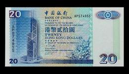 # # # Banknote Hongkong 20 Dollars 1994 UNC # # # - Hong Kong