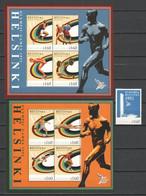 Guyana - Limited Edition Set 12 MNH - SUMMER OLYMPICS HELSINKI 1952 - Sommer 1952: Helsinki