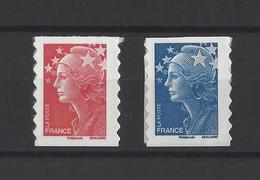 FRANCE.  YT  N° 4197-4201  Neuf **  2008 - 2008-13 Marianne Of Beaujard