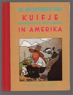"""Lekturama Kuifje Reporter Van De """"Petit Vingtième""""  Mini-album 2 Kuifje In Amerika (Hergé) 1991 - Kuifje"""