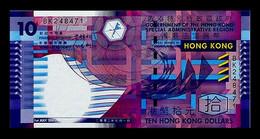 # # # Banknote Hongkong 10 Dollars 2002 UNC # # # - Hong Kong