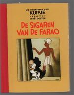 Lekturama Kuifje Reporter In Het Oosten Mini-album 4 De Sigaren Van De Farao (Hergé) 1992 - Kuifje