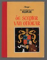 Lekturama Kuifje 7 De Scepter Van Ottokar (Hergé) 1992 - Kuifje