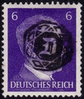 ✔️ Deutschland Lokal Löbau 1945 -  Mi. 7a * MH - Depart 3,99 - Sowjetische Zone (SBZ)