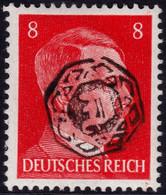 ✔️ Deutschland Lokal Löbau 1945 -  Mi. 8 * MH - Depart 0,99 - Sowjetische Zone (SBZ)