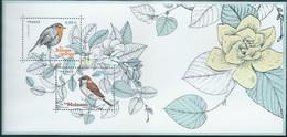 BLOCS SOUVENIR N°143 Et 143A Oiseaux De Nos Jardins - Neuf** Sous Blister - Sperlingsvögel & Singvögel