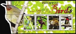 Philippines Pilipinas 4286/89 Oiseaux - Zonder Classificatie