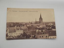 TURNHOUT: Panorama - (kleefband - Kreuk Links Boven !!) - Turnhout