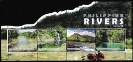 Philippines Pilipinas 4290/93 Rivières, Chutes D'eau - Ohne Zuordnung