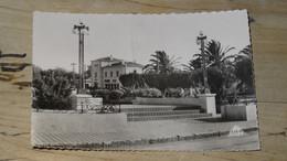 ALGERIE : PALIKAO : Le Jardin Public Et La Poste ............. 201101d-3987 - Non Classés