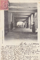 BOULOGNE SUR GESSE: T.RARE DOS SIMPLE DE 1904. CLICHE VERTICAL DES ARCEAUX.ANIMEE.T.B.ETAT.A SAISIR - Otros Municipios