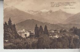 BIELLA PREALPI BIELLESI POESIA CARDUCCI 1939 - Biella