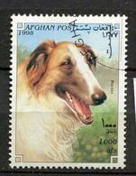 (CL 14 - P.53. Lot 1) Afghanistan Ob - Chien : Borzoi - Honden