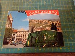 61200/15 Cartolina Di Campobasso  Usata Per Concorso - Campobasso