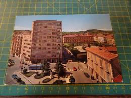 61200/17  Cartolina Di Campobasso  Usata Per Concorso Si Vede Bus Autobus - Campobasso