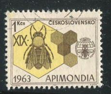 """(CL 14 - P.53) Tchecoslovaquie Ob N° 1282 - """"Apimondia"""" Congrès Des Apiculteurs - Honingbijen"""