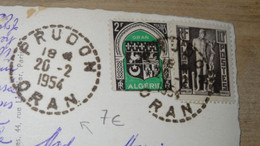 ALGERIE : Cachet De PRUDON - 1954 ............. 201101d-4016 - Cartas