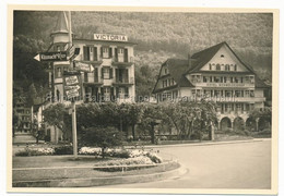 Weggis Kirchplatz Hotel VICTORIA Und HOTEL SCHWEIZERHOF - LU Lucerne