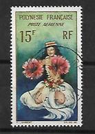 1156 Polynesie Française Belle Oblitération PAPEETE RP 20-12-1965 - Tahiti