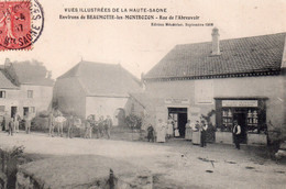 BEAUMOTTE LES MONTBOZON  Rue De L'abreuvoir - Other Municipalities