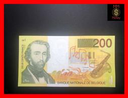 BELGIUM 200 Francs 1995  P. 148  XF \ AU - Other