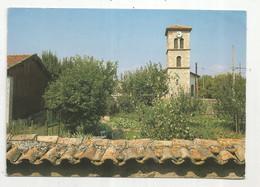Cp, 69 , SAINT PRIEST ,l'église De MANISSIEUX , Voyagée 1989 - Saint Priest
