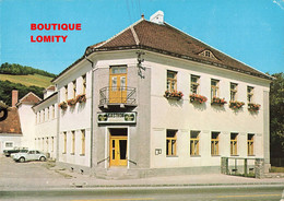 Autriche Grimmenstein Gasthof Franz Tanzler Auberge Restaurant CPSM GF Voiture Auto Vw Volkswagen Coccinelle - Neunkirchen
