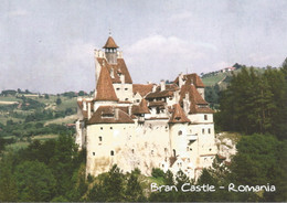 (ROMANIA) BRAN CASTLE - New Postcard - Rumania