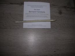 Bernard Vandaele (Roeselare 1958 - Torhout 2018);Maelbrancke - Santini