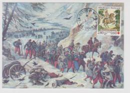 25 – LA CLUSE ET MIJOUX – GUERRE DE 1870 - ARMEE DE BOURBAKI  - 1er Février 1871 – 125eme Anniversaire - Altri Comuni