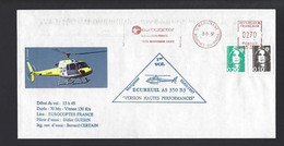 FRANCE HÉLICOPTÈRE EUROCOPTER  MARIGNANE PREMIER VOL ECUREUIL - Helicopters