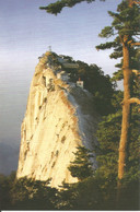 (CHINA) PRECIPITOUS MOUNT HUA - New Postcard - China