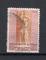 URUGUAY Yt. 589° Gestempeld 1948 - Uruguay