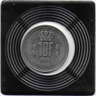 10 Francs 1971 - Luxembourg