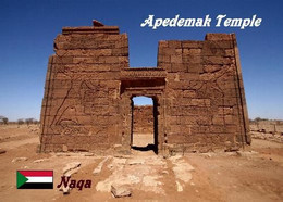 Sudan Naqa Apedemak Temple UNESCO New Postcard - Soedan