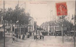 SAINT SIMON BANLIEUE DE TOULOUSE RUE DE LA POSTE TRAMWAY - Toulouse
