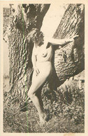Carte  Photo     - Femme Nue       E657 - Women