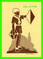 SCOUTISME - POCHOIR DE PAUL BREYDEL, TIRÉ DE ART SCOUT - ED. DU FLAMANT - - Scouting
