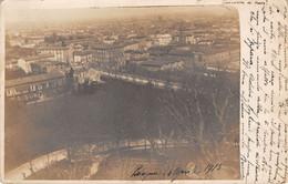 Italia  -  BOLOGNA, Panorama -  Foto Cartolina.1913 - Bologna