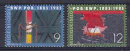Belgie Gestempeld YT°  2167-2168 - Gebruikt