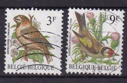 Belgie Gestempeld YT°  2189-2190 - Gebruikt