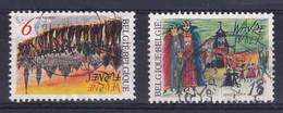 Belgie Gestempeld YT°  2249-2250 - Gebruikt