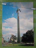 KOV 516-9 - MOSCOW, MOSKVA, RUSSIA, SPACEMEN, MONUMENT KOSMONAUT GAGARIN - Russie