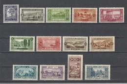 GRAND LIBAN.  YT  N° 50/62  Neuf *  1925 - Ungebraucht