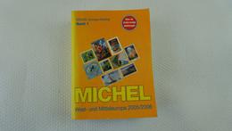 Michel West- Und Mitteleuropa 2005/2006 - Band 1 - Non Classificati