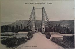 Saint Quentin Sur Isère Le Pont - Non Classificati