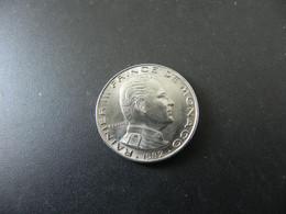 Monaco 1 Franc 1982 - 1960-2001 New Francs